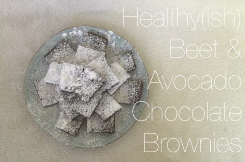 wild veggie frozen puree healthy beet avocado milk chocolate brownies
