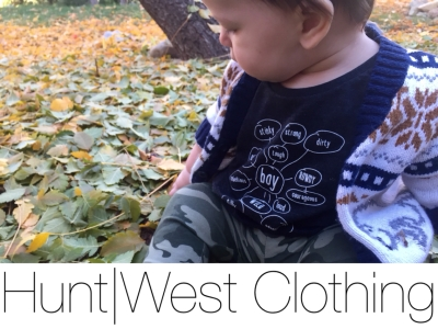 HuntWest clothing review and giveaway